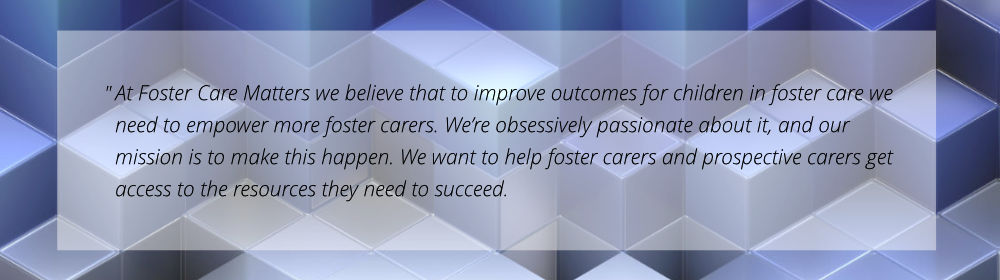 About Foster Care Matters