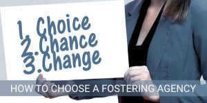Choosing a Fostering Agency